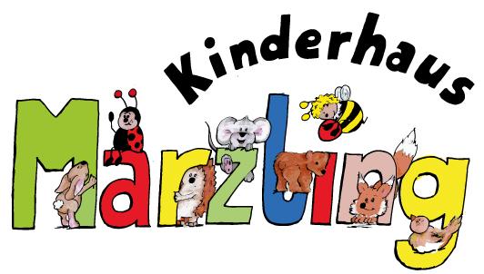 """Das neue """"Kinderhaus Marzling"""" - Logo"""